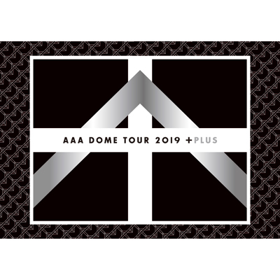 AAA DOME TOUR 2019 +PLUS(DVD3枚組)