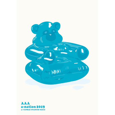 AAA a-nation2019(DVD)