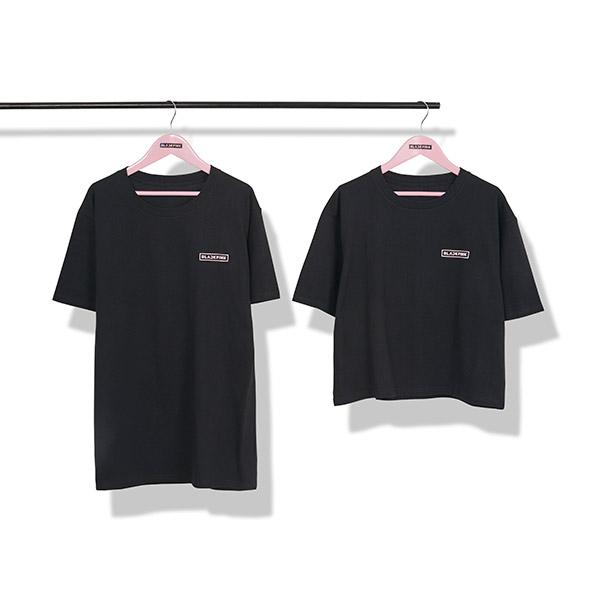 ロゴTシャツBLACK(Short/S/M/L)