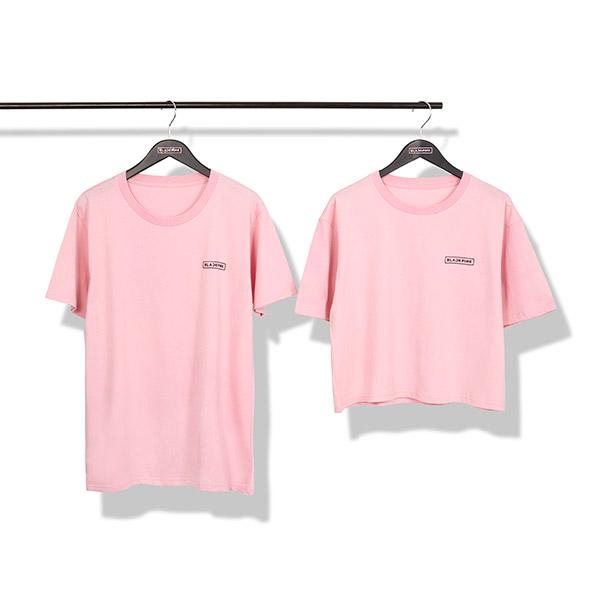 ロゴTシャツPINK(Short/S/M/L)