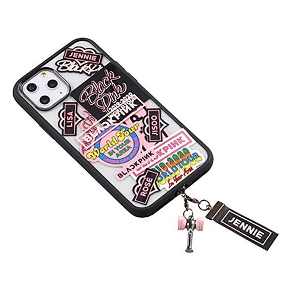 iPhoneケース(ステッカー付)(7/8/X/XS/11pro用)