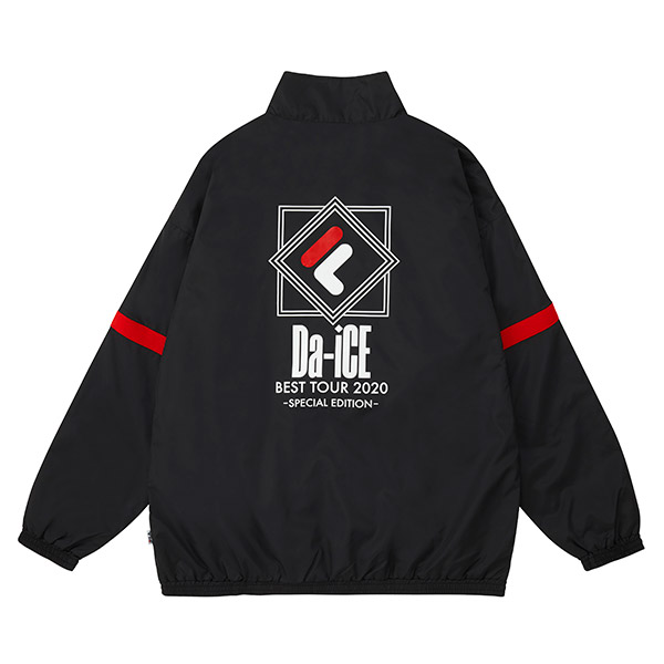 Da-iCE×FILA ウインドジャケット