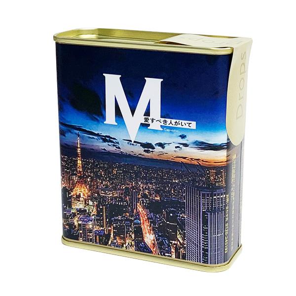 M 愛すべき人がいて ドロップ缶