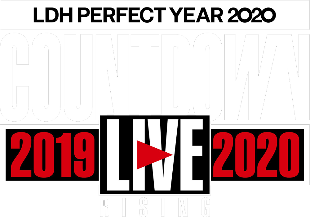 "LDH PERFECT YEAR 2020 COUNTDOWN LIVE 2019→2020 ""RISING""」 DVD&BD特集"