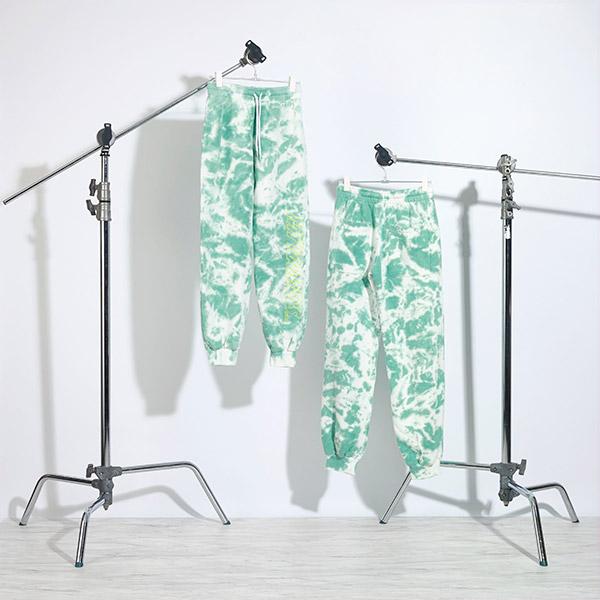 SWEAT PANTS -TIE DYE-<br>(S/M/L)