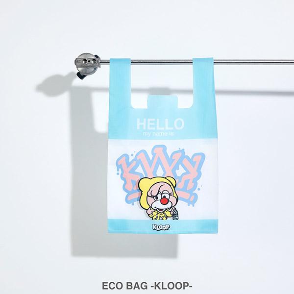 エコバッグ -KLOOP-<br>(ピルケース付き)