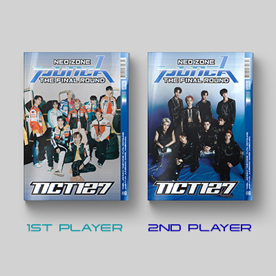 NCT 127「NCT #127 Neo Zone: The Final Round(VOL.2 REPACKAGE)」